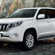 Toyota Land Cruiser Prado 2015 тест драйв видео
