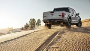 Ford F-150 Raptor SuperCrew: фото, характеристики