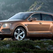 BENTLEY BENTAYGA цена в России