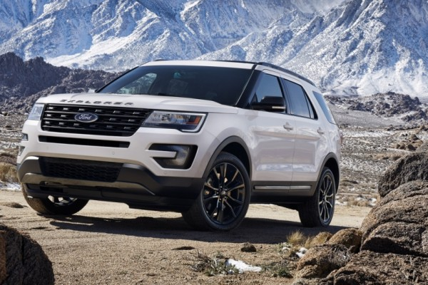 Ford Explorer XLT Sport Appearance Package 2017  (3)