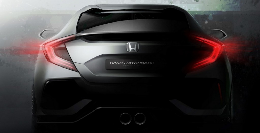 Honda Civic Hatchback 2016