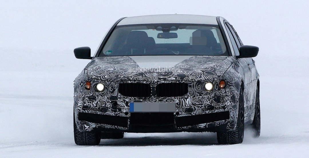 BMW 5 series 2017 фото