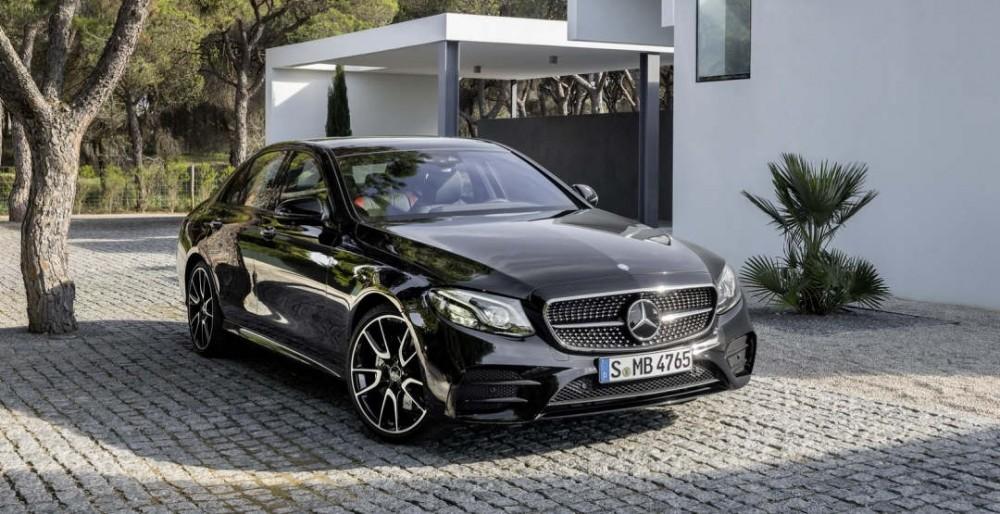 Mercedes-AMG E 43 4MATIC 2017