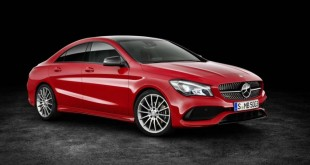 Mercedes-Benz CLA 2017