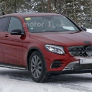 Mercedes-Benz GLC Coupe 2017 фото и характеристики