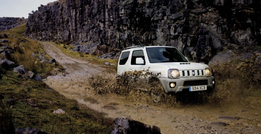 Suzuki Jimny Adventure Special Edition