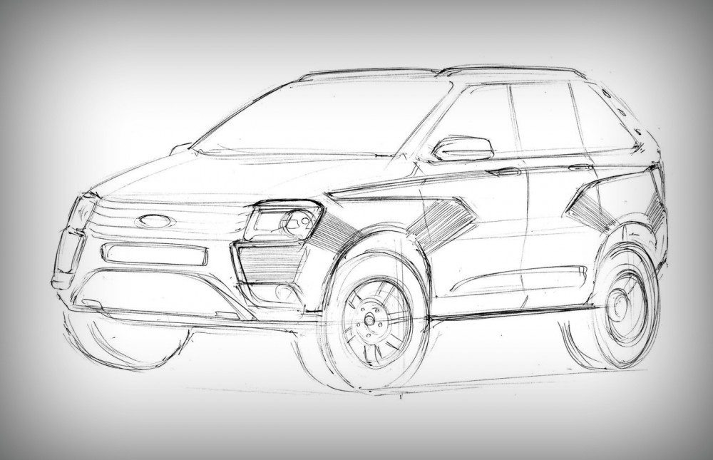 Lada 4×4 New Generation