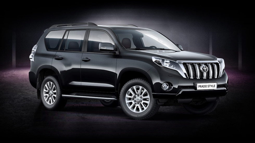 Toyota Land Cruiser Prado Style получил рублевый ценник