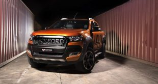 Ford Ranger Tickford: фото цена и характеристики