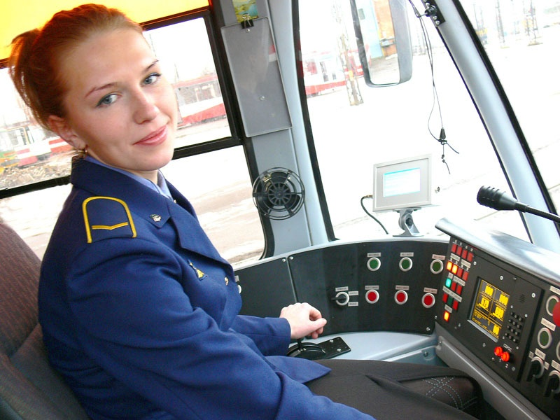 В России могут ввести классность для профессиональных водителей