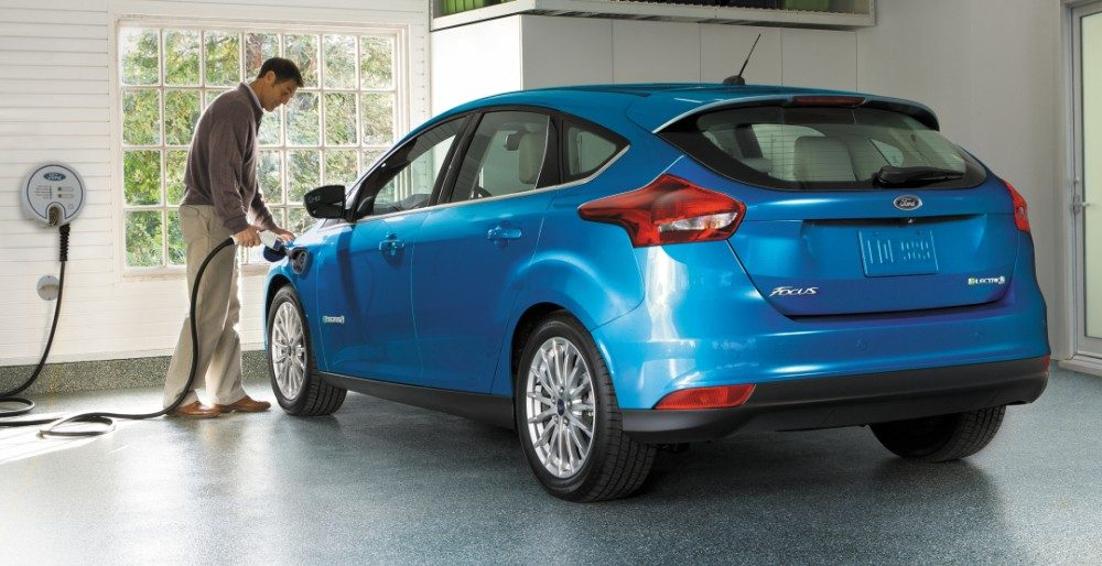Ford Focus Electric 2017