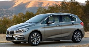 Комплектации и цены BMW 2-Series Active Tourer