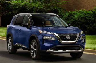 Новый Nissan Rogue 2021: цены и комплектации