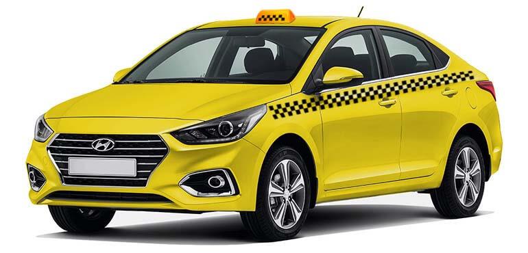 такси список автомобилей