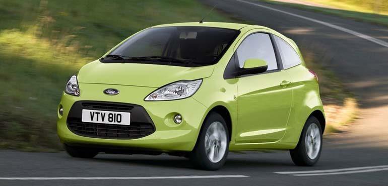 купить недорогую маленькую машину для женщины
